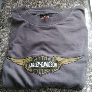 Harley Davidson Men's XL Screen print